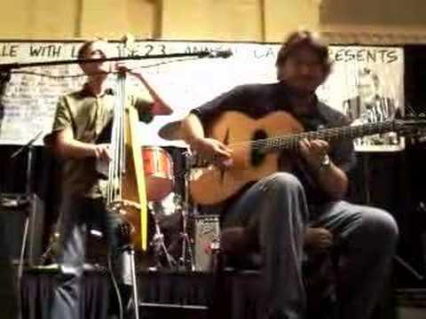 Joscho Stephan Trio playing Rondo alla Turk CAAS 2007