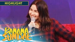 Banana Sundae: Two Talk Muna with Julia Barreto (Part 1)