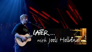 Download Lagu Ed Sheeran - Shape Of You - Later... with Jools Holland Gratis STAFABAND