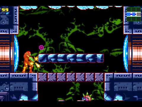 Metroid - Zero Mission - Brinstar - User video