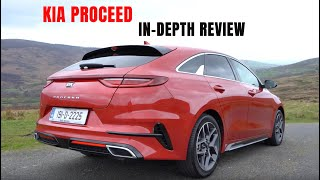 Kia Proceed review | Shooting brake, but is it great? #KiaProceed