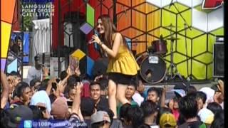 Siti Badriah Live At 100 Ampuh 12 09 2012 Courtesy Global Tv
