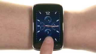 How to use Samsung Gear S (SM-R750)