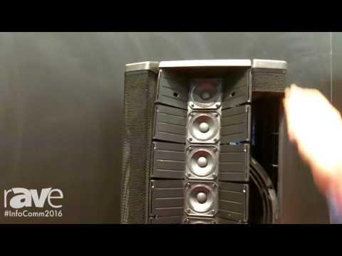 InfoComm 2016: Bose Exhibits F1 Flexible Loudspeaker
