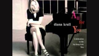 Watch Diana Krall You Call It Madness video