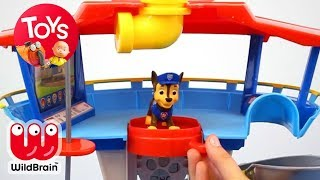 Chase The Dog | Paw Patrol Lookout Playset Toy | Toy Store