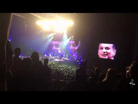 Depeche Mode - Deltamachine Tour FULL SHOW Strasbourg 02.02.2014