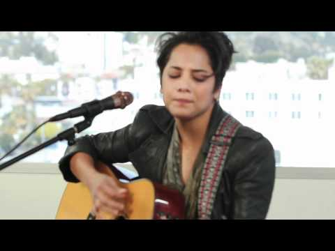 "Vicci Martinez ""Come Along"" Acoustic Performance at ClevverMusic- LIVE ON SUNSET"