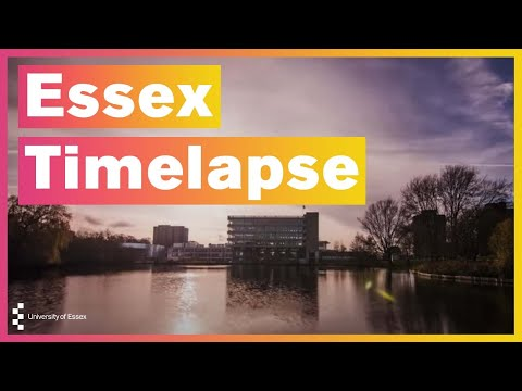 University of Essex time lapse - full version