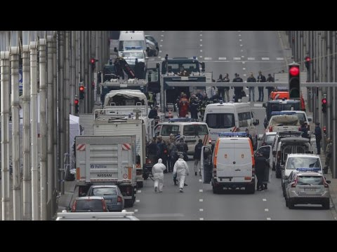 """Brussels Attacks: """"ISIS are at war with Europe"""""""