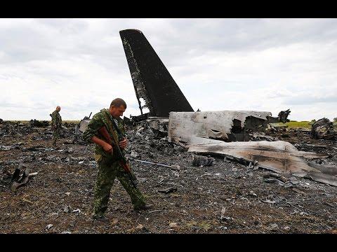 Сирия сбила израильский военный самолёт