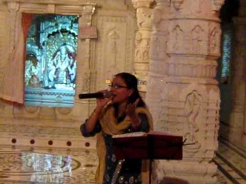 Shri Bhuwal Mata Ji  (bhakti-sandhya  Navmi-16-10-2010)mvi 0549 video