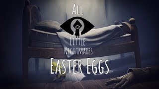 Little Nightmares™ | All Easter Eggs