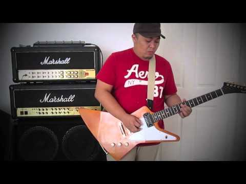 Lupang Hinirang (guitar) Philippine National Anthem video