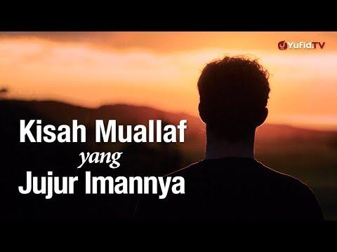 Ceramah Singkat: Kisah Muallaf yang Jujur Imannya – Ustadz Abu Yahya Badru Salam, Lc.