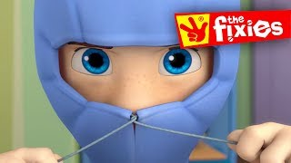 The Fixies ★ THE MIRROR- More Full Episodes ★ Fixies English | Fixies 2018 | Cartoon For Kids