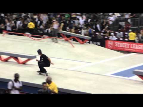 AMAZING TRICKS MATT MILLER street league 2015 new jersey