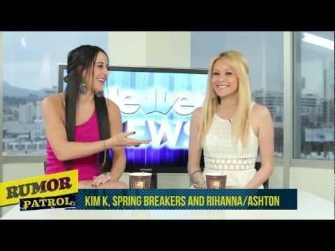 Vanessa Hudgens and Selena Gomez Feuding? Kim Kardashian Flour-Bomb Fake?