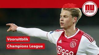 Ajax vs. Real Madrid:  'Als het maar geen afslachting wordt'