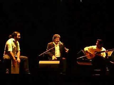 Guadiana,Piraña y Niño Josele - Seguiriyas