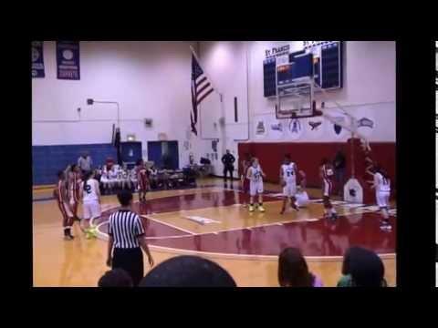 Jessica Glaz Scholars Academy Basketball