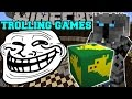 Minecraft: INFERNO TROLLING GAMES - Lucky Block Mod - Modded Mini-Game