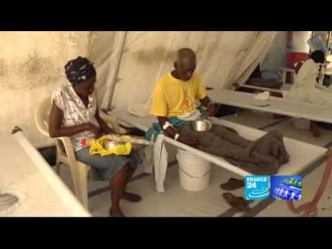 Haïti : le choléra, l'ennemi invisible