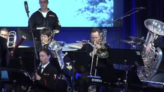 Navy Band Northeast Holiday Concert Dec 11 2016