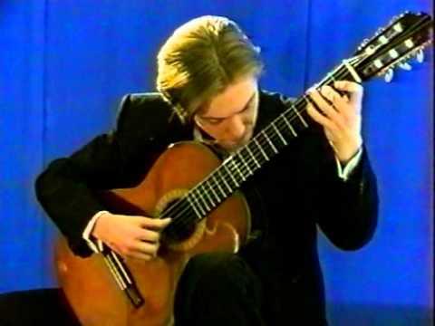 Luigi Legnani - Caprice No. 12