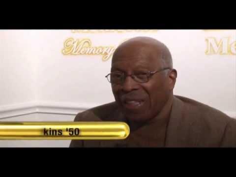 William Akins - Class of 1950 & Former Teacher - L. C. Anderson High Yellow Jackets - Austin, TX