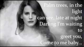 Watch Lana Del Rey Bel Air video