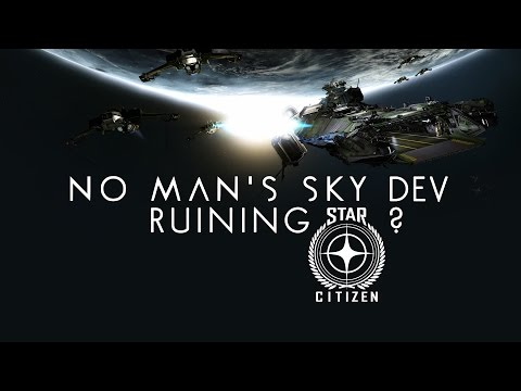 No Man's Sky Dev Moves on to STAR CITIZEN - The Know Game News