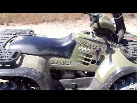 Overview of my 1998 Polaris Sportsman 500