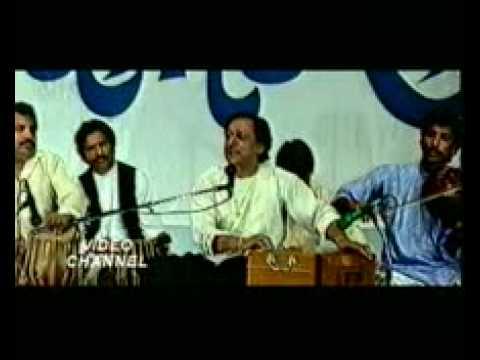 Ghulam Ali SahabGhazal.Mere Shauq Da Nahin...