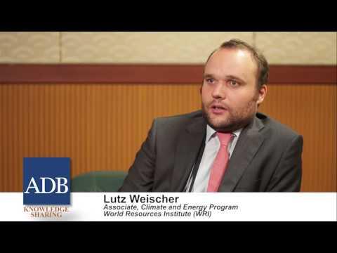 Sustainable Asia Leadership Program: Lutz Weischer