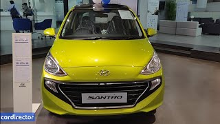 Hyundai Santro 2018 Accessories with Cost | All Variants Asta, Sportz, Magna, Era Features Explained