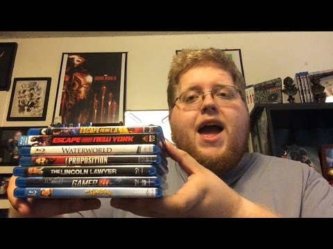 Blu-Ray Pick Up/Update/Haul 08/25/15 Crap Films Good Deals (a few good films)
