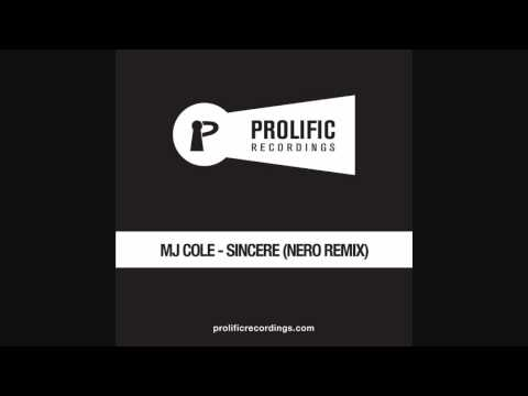MJ Cole - Sincere (Nero Remix) [HQ]