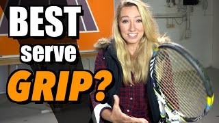 What's the Best Serve Grip? - Ask Kirby #7