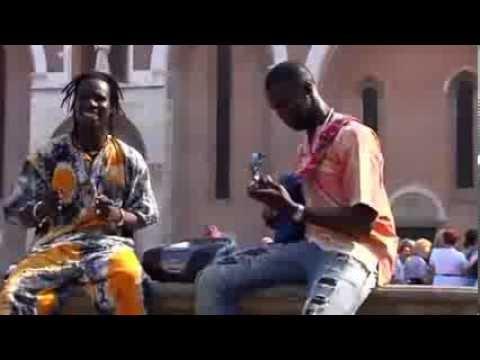 MUSIC OF GUINEA BISSAU - ANASTACIO DJÉNS
