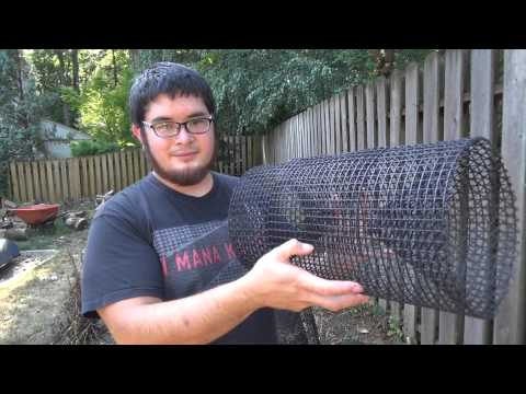 How to Build a Crayfish Trap for Under $5 - Part 3 - Finishing