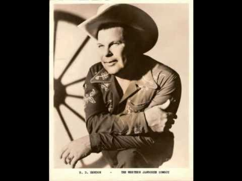 R.D. Hendon & His Western Jamboree Cowboys - Lonely Nights