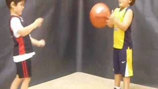 allstar basketball happy hippo preschool.wmv