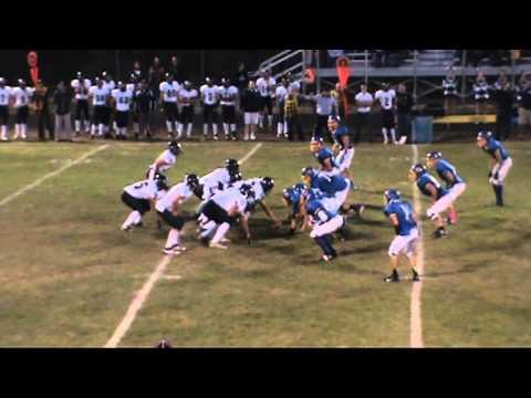 Derek Brown Yale High School Senior Football Highlight