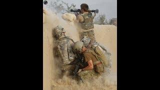 Khoảnh Khắc Lính Mỹ Bị Địch Tấn Công Bất Ngờ ở Biên Giới Afghanistan Bị Cấm Chiếu Trên Truyền Hình