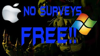 How to get FNAF 4 for Free!(NEW LINK IN DESC) NO TORRENTS MAC AND WINDOWS NO SURVEYS!