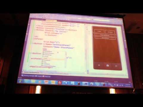 Silverlight for Windows Phone