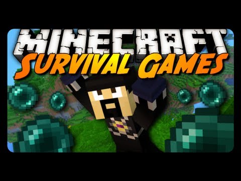 Minecraft: GLITCHY DEATH & REVIVAL! (Hunger Games Survival)