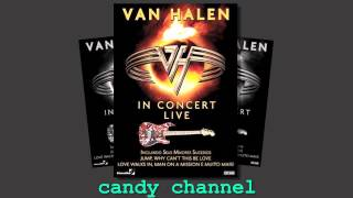 Van Halen - In Concert Live (Full Album)