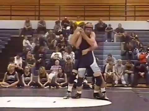 1999 Skyline High School Wrestling vs Layton High School 140 Pounds